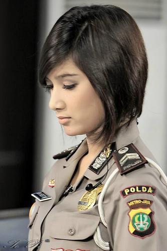 daftar polisi cantik dunia versi wammy kasi kabar